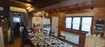 Maison Herbitzheim 5 pièce(s). Charmante maison de village  d\'environ 90m² composée  d\'une cuisine aménagée  et équipée , un salon, 3 chambres + bureau et salle de bain. Le bien dispose d\'un sous sol  avec cuisine d\'été, garage de 4.30 mètres de profondeur avec porte motorisée, et une dépendance d\'environ 80m², le tout sur un terrain de 387 m². dpe en cours  Contact Nord Sud Immobilier à Sarreguemines - Rohrbach les bitche et Bitche, numéro unique 03 72 64 01 02