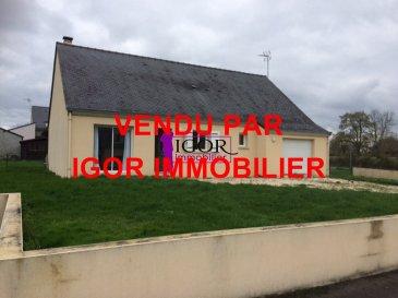 Maison Sion Les Mines 5 pièce(s) 103.32 m2. TROP TARD VENDU PAR IGOR IMMOBILIER<br/> dont 3.85 % honoraires TTC à la charge de l\'acquéreur.