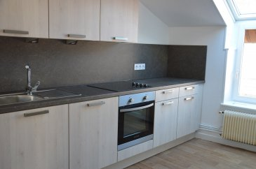 4 pièces - 73.40 m2.  Appartement situé au deuxième étage d\'un immeuble rue Victor Prouvé à Nancy. Il comprend une entrée, un séjour, une cuisine, trois chambres, une salle de bain, wc et débarra.<br> Chauffage individuel au gaz.<br>