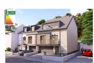 Veuillez contacter Enrico Xillo pour de plus amples informations : - T : 691 117 865 - enrico.xillo@remax.lu  RE/MAX, Spécialiste de l'immobilier à Luxembourg, est toujours actif sur le marché pendant cette période de confinement, et vous propose, en vente, ce magnifique projet d'une maison libre des trois cotés, faisant partie d'un lot de deux maisons à construire dans la commune d'Hesperange. Il s'agit d'une belle maison des 2 étages avec une surface totale de +/- 230 m², dont +/- 150 m² sont habitables. Au rez-de-chaussée on trouve l'entrée, le local technique, le local où sera situé la chaudière à gaz, la buanderie, une cave de 7,5 m² et un grand garage pour 2 voitures, de 30 m². Au premier étage se situent la zone de nuit pour une surface habitable de 80.43 m² et 3 belles chambres spacieuses de 14 m² avec une terrasse de 12, 5 m², 17 m² et la plus grande de 19 m², avec un petit balcon de 3 m², ainsi que 2 salles des bains avec WC, une avec douche à l'italienne et l'autre avec baignoire. Au deuxième et dernier étage, ayant un surface habitable de 69 m², on trouve la zone de jour avec un grand séjour de 32 m², une cuisine habitable de 17,5 m² donnant sur un balcon de 11 m² et 1 WC de service. La maison dispose également d'une option ascenseur, accessible pour tous les étages. Ce projet a été étudié pour des familles avec des enfants ou pour des personnes qui souhaitent avoir une maison spacieuse. Situé proche du centre d'Hesperange ainsi qu'à 10 minutes du centre-ville de Luxembourg, vous aurez un accès proche de tous les commerces, des restaurants, de la commune et des arrêts de bus en direction des écoles et du centre de Luxembourg. Pour tous ceux qui ne connaissent pas la commune d'Hesperange, voici quelques informations : Hesperange est une commune luxembourgeoise très attractive, située entre zone urbaine et zone agricole. Hesperange (Hesper en luxembourgeois) se caractérise par la diversité de ses paysages, de ses quartiers résidentiels et des zones d'activ