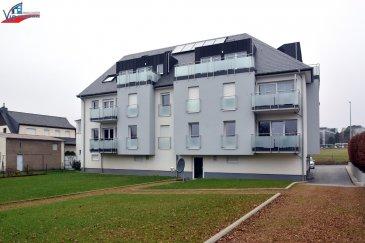 VIP Promotions s.a. vous propose en exclusivité ce superbe appartement sis au premier étage d'une résidence construite en 2016 à Luxembourg-Hamm.  Découvrez notre offre en visite virtuelle:  (disponible bientôt)  L'appartement se compose comme suit:  - Hall d'entrée - Cuisine ouverte et complètement équipée - Lumineux séjour/living menant sur un balcon orienté plein sud - 2 chambres à coucher - Salle de douche munie de douche à l'italienne - Débarras  Divers:  - Emplacement de parking intérieur - Cave privative - Buanderie commune - Jardin privatif au rez-de-chaussée (accès par l'extérieur de la résidence) - Appartement muni de chauffage au sol, de vidéophone, de fenêtres à triple vitrage avec stores électriques et de ventilation mécanique - Revêtement de sol en parquet - Résidence à faible consommation d'énergie - Panneaux solaires pour production d'eau chaude - CDI exigé, offre à saisir rapidement - Appartement non meublé  Loyer: 1650 Euros Charges: 175 Euros Caution: 4950 Euros Commission d'agence: 1930,50 Euros (1650 + 17% TVA)  Situation centrale, proche de toutes commodités, des grands axes routiers et à proximité de toutes les infrastructures nécessaires.  Pour plus de renseignements ou pour une prise de rendez-vous, veuillez nous contacter au +352 691 901 219 ou bien par e-mail sur info@vippromotions.lu  Suivez-nous sur Facebook pour recevoir nos informations en continu.