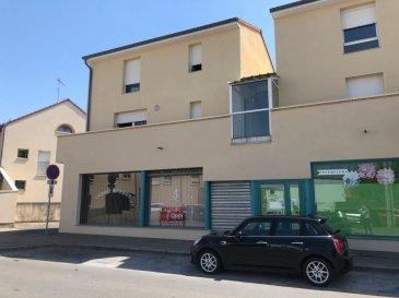 Bel appartement spacieux au centre de Jarny, comprenant : Cuisine, séjour avec balcon, buanderie, 3 chambres, salle de bain avec baignoire, 2 toilettes. Les charges comprennent notamment l'eau.