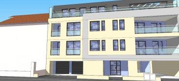 Appartement 3  pièces 65.37 m²  situé au 2ème étage  d'une copropriété de 11 appartements à  15 minutes à pieds de la gare SNCF de Thionville comprenant: une entrée, un séjour 20.45 m² avec une cuisine ouverte 6 m² et un accès sur une loggia de 13.94  m², une chambre de 13.66 m² avec dressing de 2.90 m², une chambre de 9.72 m², une salle de bains de 5.69 m² et un WC.  1 Place de parking privative.  Chauffage gaz par le sol, une chaudière à condensation. Double vitrage avec volets électriques. Choix des parquets et carrelages dans une gamme prédéfinie. Frais de notaire réduits à 2.8%. Accès pour personne à mobilité réduite  Possibilité d'acquérir un garage   Livraison mars 2020  Nombre de lots : 11 Charges prévisionnelles annuelles : 720 € Bien soumis au statut de la copropriété  Honoraires charge vendeur  Renseignements: 07 61 27 50 82 / 06 19 98 21 23