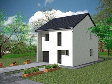 Dans le village de FREISTROFF, proche de Bouzonville, Boulay et leurs commerces et écoles, nous vous proposons cette maison à étage. Au rez-de chaussée, vous découvrirez un espace à vivre de 34 m2 avec un accès direct à votre jardin. Un WC séparé et un garage.  A l'étage, nous vous proposons 4 chambres, une salle de bain avec un toilette. Ce modèle est entièrement personnalisable, comme l'ensemble de nos créations. Cette maison est optimisée afin de vous garantir le meilleur rapport qualité/budget.