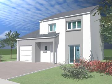 Maison à Marange-Silvange