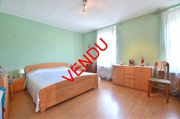 *** VENDU ***  William Marchetto ( 621 815 768 ) RE/MAX Partners, spécialiste de l'immobilier à Dudelange, vous propose en exclusivité cette belle maison avec garage et jardin.  Vous trouverez, au rez-de-chaussée un salon et une cuisine donnant accès au jardin, ainsi qu'une salle de bain entièrement refaite en 2017. Au 1 er étage  2 chambres dont une grande de plus ou moins 20 m2 ainsi q'un accès au dernière étage, ou vous avez la possibilité de faire 2 chambres de 10 m2 habitables.  Au Sud de Luxembourg, Dudelange est une ville agréable, à proximité piétonne des commerces, écoles et bus. Quartier animé avec de nombreux restaurants, et situé à cinq minutes du transport pour rejoindre Luxembourg ville, vous saurez apprécier son atmosphère.   Ref agence :5095882