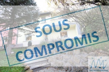 ***SOUS COMPROMIS*** A Strassen limite Luxembourg, rue de Reckenthal,
