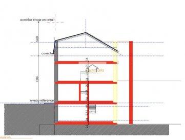 Projet 3 appartements   SARTORI IMMO, agence immobilière à Bettembourg vous propose en vente ce projet de 3 appartements sur un terrain de 1,70 are dans une rue calme à Differdange.  Pour plus d'informations, n'hésitez pas à contacter Monsieur SARTORI au 691 47 20 13 Ref agence :586