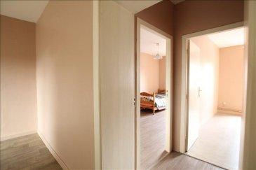 MONDELANGE &colon; A deux pas de la gare d\'Hagondange&period; Découvrez au RDC d\'une petite copropriétée de 3 logements cet appartement de 74m² à fort potentiel&period; Ce logement à rénover&comma; est composée de 2 belles pièces de vie&comma; de 2 chambres&comma; d\'une salle d\'eau avec WC ainsi que  d\'une cuisine&period; Vous aurez également accès à un Jardin privatif ainsi qu\'à une terrasse complétée d\'une petite dépendance en extérieur&period; BON PLAN &colon; Une partie des combles vendu avec cet appartement est aménageable en studio de 30m² et vous permettra de dégager des revenus supplémentaires&period;<br />ANNEXE &colon; Une cave de 20m²&period;<br />Très faibles charges de copropriété &colon; 40 euros&sol;an&period; Copropriété de 15 lots dont 3 principaux&period;