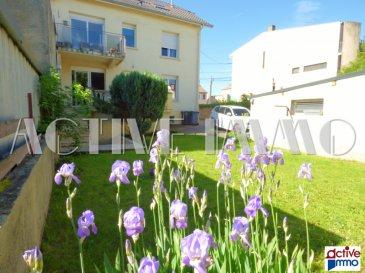 Appartement Terville 3 pièce(s) 74 m2. NOUVEAUTÉ ! A SAISIR !<br/>IDÉAL FRONTALIER !<br/><br/>Sur la commune de Terville, proche de toutes commodités ( Green Center, A31, Ecoles ...)<br/>Devenez propriétaire d\'un charmant appartement F3 de 74m² situé au rez de chaussée sur-élevé d\'une belle maison de seulement 3 logements.<br/><br/>Cet appartement rénové avec gout comblera toutes vos attentes, il est composé de :<br/>- Un spacieux hall d\'entrée<br/>- Deux grandes chambres (17m² et 13m²)<br/>- Une cuisine équipée et aménagée ouverte sur un salon, offrant près de 34m² de pièce de vie traversante avec accès à sa terrasse de 17m², <br/>- Une salle d\'eau moderne avec wc suspendu<br/>- Le confort d\'une cave de plus de 18 m² avec un espace buanderie donnant accès directement au jardin <br/>et pour finir ....<br/>- Un garage avec porte motorisée.<br/><br/>Petit plus : la copropriété possède un jardinet commun à l\'avant et à l\'arrière<br/><br/>Chauffage individuel gaz<br/>GARAGE MOTORISE<br/>DOUBLE VITRAGE PVC<br/><br/>Copropriété de 11 lots dont 3 d\'habitations.<br/>240€/ an de charges de copropriété<br/>Pas de procédures en cours<br/><br/>Pour plus de renseignements contactez moi :<br/>Marie PETITFRERE : 06 95 67 68 76<br/>Copropriété de 11 lots (Pas de procédure en cours).<br/>Charges annuelles : 240.00 euros.