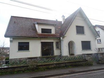 Maison individuelle à Longwy