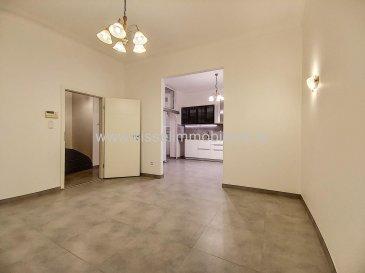 Alexandre Kissel vous propose à la Vente<br><br>Appartement de 4 Chambres 184m² dont 130 habitable<br>Entièrement rénovée<br><br>Elle se compose comme suit :<br><br>- Cuisine équipée<br>- Double Living<br>- 4 chambres à coucher<br>- Salle de bains- WC, WC séparé<br>- Grenier<br>- Terrasse 15 m²<br><br>L\'agence KISSEL Immobilière vous propose des objets sélectionnés, pour répondre à la demande de notre clientèle.<br>Estimation gratuite de votre bien et cela sans engagement.