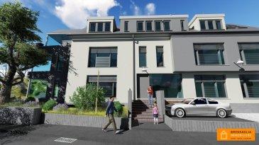 Nouvelle construction d'une résidence avec 2 blocs nommés : ACORUS et ARALIA  Duplex 35-40, de 110,66 m2 + 3,58 m2 balcon + cave, situé au 1er et 2ième étage : Etage1 :   Living/salle à manger, cuisine ouverte, débarras, 1 WC séparé. Etage 2 :  2 chambres à coucher, 1 salle de bain, bureau et balcon.  Le prix TVA 3% pour résident est ca 557.423,-' Le prix TVA 17% pour investisseur est 598.995,-'  1 emplacement intérieur à +/- 26.103,- ' TVA 3% 28.050,-' TVA 17%  1 emplacement extérieur à +/-17.085,-' TVA 3% 18.360,-' TVA 17%   Le règlement de bâtisse impose 1 emplacement extérieur et 1 emplacement intérieur par unité  Situation : BLACHETTE est situé dans la commune de LORENTZWEILER à 15 minutes de Luxembourg/Kirchberg.  Les constructions se composeront de 6 appartements, 2 Duplex, 2 Surfaces de bureau en PP énergétique A/B/A   Ref agence :16