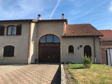 Maison mitoyenne Kédange-sur-Canner