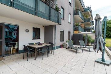 https://www.youtube.com/watch?v=W1DQ-svWnFA&t=8s  Azra ZEJBEKI ( 00352 691 799 725 )  de RE/MAX DESIGN spécialiste de l'immobilier au Luxembourg, vous propose en exclusivité à la vente ce magnifique appartement dans la commune de Roeser.  Cet appartement de 78m2 en parfait état se trouve à proximité de toutes commodités et se compose comme suit :  1 Hall 1 Salon/salle à manger 1 Cuisine équipée séparée 2 Chambre à coucher 1 Salle de bain et douche 1 WC séparé 1 Emplacement intérieur 2 Emplacements extérieurs 1 Cave 1 Grande terrasse de 55m2  Pas de travaux à prévoir. Disponible à convenir ! Les frais d'agence sont à la charge du vendeur. Pour tout renseignement ou visite Azra ZEJBEKI reste à votre entière disposition au 691 799 725 ou azra.zejbeki@remax.lu