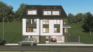 FIS Immobilière a l'honneur de vous présenter deux résidences situés à Luxembourg-Neudorf près de toutes les commodités, commerces, hôpitaux, banques, transports en communs, etc.   La première résidence dispose :  D'un appartement au premier étage de 47 m2 dont :  - une terrasse de 5 m2 accessible depuis le séjour, - 1 salle de douche, - 1 chambre à coucher.   D'un duplex de 120m2 au 2eme étage et aux combles disposant de :  - 4 chambres à coucher, - 1 WC séparé, - 2 salles de bains, - un séjour donnant accès sur une belle terrasse de 12 m2 et un terrain de + ou - 300 m2.   La deuxième résidence dispose :  D'un appartement au premier étage de 71 m2 avec :  - un hall d'entrée avec une place pour mettre un vestiaire, - 2 chambres à coucher,  - 1 WC séparé, - 1 salle de bain, - un séjour avec accès sur une terrasse de 15 m2 et un terrain de 40 m2.   D'un appartement au deuxième étage de 76m2 avec :  - un hall d'entrée avec une place pour mettre un vestiaire, - 2 chambres à coucher, - 1 WC séparé - 1 salle de bain, - un séjour avec accès sur le balcon de 6 m2.   D'un appartement de 91 m2 avec :  - 2 chambres à coucher, - 1 salle de bain, - 1 WC séparé, - un séjour avec accès sur une belle terrasse de 12 m2 et un terrain de + ou - 400 m2.  Possibilité d'acquérir des garages fermés au prix unitaire de 60.000,00 €.  Les prix affichés sont 3 % TVA.   Êtes-vous intéressé ?  N'hésitez pas à nous contacter pour plus d'information au +352 621 278 925