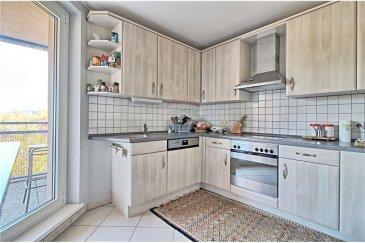 // English version below. //  Votre agent de confiance chez RE/MAX Select, spécialiste de l'immobilier à Luxembourg, vous propose ce bel appartement situé à Merl.  Il se trouve proche de toutes commodités et des arrêts de bus en direction du centre, à 7 minutes de Kirchberg et à 5 minutes du centre-ville.   Cet appartement de 70 m2 de surface habitable, se trouve au 2ème étage d'une résidence et dispose de 1 chambre,1 salle de bain, cuisine équipée séparée, salon / salle à manger.  Pour compléter ce bel appartement, vous trouverez un balcon aménagé pour de bons petits déjeuners lors des matinées ensoleilées et vous aurez aussi, à votre disposition, un emplacement intérieur pour une voiture.   Pour acquérir cet appartement vous devez avoir un contrat à durée indéterminée ( CDI ) et présenter les 3 dernières fiches de salaire. Les modalités de paiement sont : - 1 mois de dépôt de garantie ;  -  Le loyer pour le mois en cours;  - Souscription d'un contrat d'assurance locative.  À visiter au plus vite. N'hésitez pas à nous contacter pour plus de renseignements ou pour organiser une visite.    Your trusted Realtor at RE/MAX Select, Real Estate Leader in Luxembourg, suggests this beautiful apartment in Merl.  It is located close to all amenities and to public transportation. Kirchberg is 7 minutes away and Luxembourg-city is 5 minutes away.  This apartment has 70 square meters living space, it is situated in the second floor of a residence and it has 1 bedroom, 1 bathroom, a separated and equipped kitchen, and a living/dining room. Furthermore, this beautiful apartment has an access to a furnished balcony where you'll be able to take your breakfasts when sunny and you'll also have an interior parking space for your car.  To acquire this apartment you have to have a permanent contract (CDI) and you have to submit your three last pay slips.  The payment terms are as follows: - 1-month deposit; - The rent for the current month; - Subscription to a rental insurance contract. 