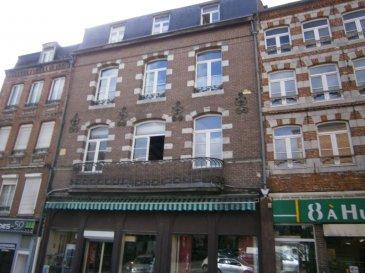 Immeuble de rapport à Avesnes sur helpe