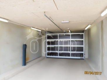 ONUD SA vous présente à Belval Plaza, un emplacement de parking sous-terrain ( avec badge électronique) résidence GALIELO (résidence étudiante),<br>disponible de suite.<br><br>Contrat minimum 3 mois. <br />Ref agence :CF-V