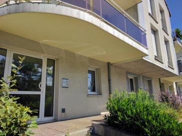 TALANGE. TALANGE Pour investisseur, Dans un immeuble de 2001 beau 2 pièces de 35 m² env., 1 chambre, 1 séjour avec cuisine ouverte, 1 salle d\'eau, wc séparé.  Garage pour 2 voitures.