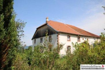 Maison Ban-de-Laveline