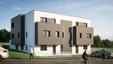 Nouvelle construction de la RESIDENCE 'UM MEHLBAAM', classe énergétique A-B, se composant de six appartements de haut standing avec terrasses/balcons, caves privatives, part. jardins privatifs, emplacements intérieurs et extérieurs, au cœur du Parc Naturel de la Haute Sûre.  L'appartement 05-lot 026 au 2ième étage dispose d'une surface habitable de 72,65 m2, et d'une terrasse couverte de 9,03 m2, et offre hall d'entrée, séjour avec cuisine ouverte, deux chambres à coucher, un débarras, une salle de douche et un WC séparé.  Cave au sous-sol.  Chauffage au sol, pompe à chaleur air/eau, VMC double flux, triple vitrage, volets roulants électriques, isolation acoustique et thermique, ascenseur.  Package de deux emplacements, soit un intérieur et un extérieur, au prix de 25.000€. Les prix s'entendent avec 3% et 17% TVA incluse, suivant les dispositions du règlement grand-ducal du 30 juillet 2002.  Disponibilité pour 2020.    Ref agence :1052
