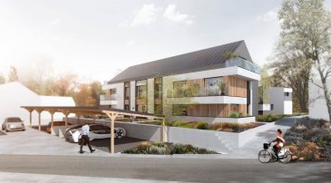 Future construction de 8 maisons unifamiliales au centre du village dans un parc clos. L'architecture très contemporaine et un agencement lumineux et individuel sont des atouts majeurs de ces constructions hors normes. Des finitions soignés ainsi que des prestations de haut de gamme vous séduirons d'avantage.