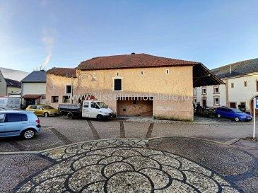 Projet avec autorisations pour 2 Maisons  A Steinheim/Echternach Ferme à rénover  Contacter Mr Kissel 691621235 Ref agence :4680072