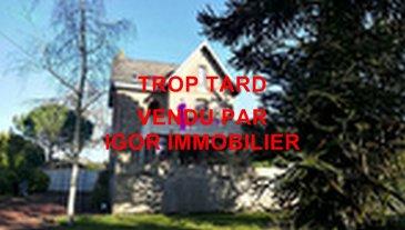 Maison Derval 4 pièce(s) 156 m2. TROP TARD VENDU PAR IGOR IMMOBILIER