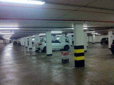 Place de parking n. 116 à louer. Bertrange. rue de la Forêt. L-8065 125€/mois