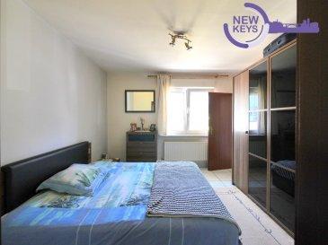 A visiter rapidement ! New Keys vous propose ce bel appartement de +/- 55m2 au RDC dans une résidence proche de toutes commodités à Luxembourg-Bonnevoie.  Il se présente de la manière suivante:  - Un Hall d'entrée - Un salon /Salle à manger - Une Cuisine équipée ouverte - Une chambre à coucher - Un bureau de +/- 5m2 - Une salle de bain avec baignoire et Wc - Un WC Séparé  Pour compléter ce bien: - Cave - Buanderie commune  N'hésitez pas à nous contacter au 661 120 388 ou par mail info@newkeys.lu pour plus d'informations ou une éventuelle visite.  COVID: Pour votre sécurité, nos visites sont effectuées avec des masques.  Les prix s'entendent frais d'agence inclus dans le prix et payable par le vendeur.  Nous recherchons en permanence pour la vente et pour la location, des appartements, maisons, terrains à bâtir pour notre clientèle déjà existante. N'hésitez pas à nous contacter si vous avez un bien pour la vente ou la location.  Estimation gratuite.
