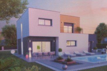 M572717 A VENDRE PROJET IMMOBILIER MAISON TOIT TERRASSE ET TERRAIN A METZ SAULNY57140. Nous vous proposons de vous installer à SAULNY  dans cette superbe maison neuve  de 120m2. Au RDC vous disposerez d'une entrée qui dessert un séjour avec cuisine donnant sur la terrasse et le jardin, une chambre, un bureau, une salle d'eau avec WC, d'une buanderie et d'un garage. A l'étage 2 chambres dont une suite parentale complète, une salle de bain et un WC séparée complètent l'ensemble des prestations de cette magnifique MAISON Livraison 2019 .ERIC BARON AGENT CO IMMOBILIER RSA343105375 TEL 06 77 40 44 28. PHOTOS NON CONTRACTUELLES.  PROCHE DE METZ CENTRE A31 LUXEMBOURG ; catalogue des ventes sur demande  Pour plus d'informations Eric BARON, Agent commercial spécialiste du secteur, est à votre entière disposition au 06 77 40 44 28. Honoraires à la charge du vendeur.