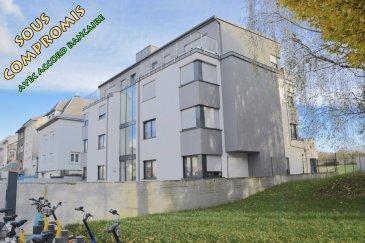 L'agence IMMO LORENA de Pétange a choisi pour vous un magnifique appartement de 87 m2 plus une terrasse de 20 m2 au 1er étage avec ascenseur situé à Soleuvre dans une petite résidence de 8 unités, à proximité des commerces, transports en commun et toutes commodités, il se compose comme suit:  - Un hall d'entrée d'une superficie de 4,8 m2 - Un double living de 27 m2  ouvert vers  la cuisine toute équipée de 19,11 m2 donnant accès à une  magnifique terrasse sud-est de 20 m2. - Deux belles chambres de 11,49 m2 et 14,57 m2  - Un wc séparé de 1,8 m2   L'appartement dispose également d'un garage fermé dans la résidence et d'une cave de 5,6 m2  Un jardin privatif plein sud vient compléter ce bien.    A VOIR ABSOLUMENT!!!!  Pour tout contact: Joanna RICKAL: 621 36 56 40 Vitor Pires: 691 761 110   L'agence ImmoLorena est à votre disposition pour toutes vos recherches ainsi que pour vos transactions LOCATIONS ET VENTES au Luxembourg, en France et en Belgique. Nous sommes également ouverts les samedis de 10h à 19h sans interruption.