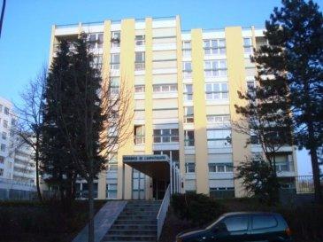 Appartement F3 de 62.5 m² à rénover. A 100 m de la gare, du nouveau centre d\'Affaires de l\' Amphithéâtre et à deux pas du centre Pompidou : <br>Au 1er étage d\'une résidence sécurisée sur un plateau de 125m², 2 appartements de 62.5m² à créer.<br><br>Idéal pour activité tertiaire<br><br>Pour plus de renseignements, contacter M. HAMLAT au 06 07 84 83 02 dont 3.98 % honoraires TTC à la charge de l\'acquéreur.<br>