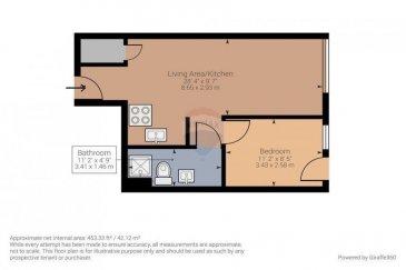 Veuillez contacter Bardia Allami pour de plus amples informations : - T : +352 621 150 966 - E : bardia.allami@remax.lu  RE/MAX Luxembourg, Spécialiste du quartier de la gare, vous propose ce magnifique appartement lumineux avec finitions de qualité, de 44 m², avec 1 chambre à coucher, un débarras, une cave et un garage fermé, construit en 2017. Cet appartement est entièrement meublé et équipé.  Voici comment il se compose : - L'entrée avec coin débarras - Un salon ouvert sur la cuisine complètement équipée - Une chambre à coucher - Une grande salle de douche avec WC - Vidéophone - Porte d'appartement sécurisée - Une cave et un jardin commun - Possibilité de place de parking intérieur pour 150 € supplémentaire.  Idéalement situé proche de tous les commerces et des transports, on se trouve à 2 minutes de la Gare de Luxembourg et 5 min du Centre-Ville. L'immeuble est récent et très bien sécurisé, il dispose de toutes commodités.  Loyer : 1400 € / mois Charges tout inclus : 250 € / mois Caution : 2800 € Disponibilité : 12 avril 2021  Lien visite 360° : https://premium.giraffe360.com/remax-select/bd2baf4e2700495dbf9470eaef08dada/  Frais d'agence RE/MAX : 125 % du montant du loyer à la charge du locataire + TVA