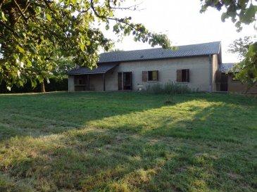 Maison individuelle à Volstroff