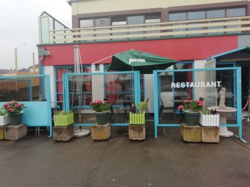 Restaurant is available for rent.