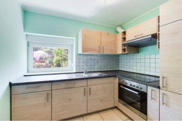 Veuillez contacter M. Mathieu Bossennec pour de plus amples informations : - T : 661 521 730 - E : mathieu.bossennec@remax.lu  RE/MAX, Spécialiste de l'immobilier, vous propose ce bel appartement de 2 chambres au 2ème étage, refait entièrement à neuf, à Bonnevoie à louer.  Il se compose comme suit :  - Une nouvelle cuisine équipée  - Une salle de douche avec WC  - 2 chambres de près de 12 m2  - Un salon/séjour de près de 16 m2  DISPONIBLE DE SUITE.  Toutes les charges sont comprises, hormis l'électricité.  Frais d'agence RE/MAX : 125 % du montant du loyer à la charge du locataire + TVA