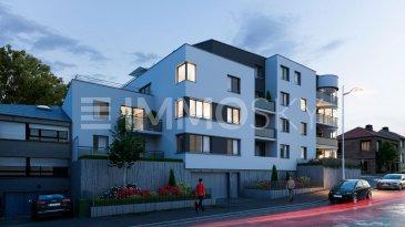 M572936 LOT A108 Appartement F3, 2ch, balcon, pkg NANCY<br><br>Bel Appartement de type 3 pièces avec grand balcon orienté SUD, au coeur d\'un quartier calme et recherché, à la croisée des Villes de NANCY, MAXEVILLE et MALZEVILLE , La résidence Les terrasses d\'Emile offre tous les avantages de la ville sans ses inconvénients.<br>A proximité des services et commerces (bus, poste, école, collège, boulangerie, pharmacie) des axes autoroutiers, le bien se situe également à 1,8 kms du centre ville de Nancy, de la gare SNCF et de la place Stanislas.<br><br>L\'appartement offre des prestations de qualité entièrement dédiées au confort et au bien-être des habitants notamment grâce à son objectif de 10% plus performant que la RT2012, et une certification NF Habitat HQE.<br><br>Immosky Grand Est vous propose dans ce programme exceptionnel à tous niveaux, cet appartement d\'exception orienté sud, comprenant une grande pièce a vivre de plus de 38m², 2 chambres, une salle de bain, et Wc indépendant..<br><br>La remise de clé de votre bien est programmée au 4ème trimestre 2022.<br><br>N\'hésitez pas à nous contacter si vous recherchez un bien rare, idéalement situé, à habiter ou pour investissement dans le cadre de la loi PINEL. Accompagnement possible avec notre partenaire courtier spécialisé en taux à prêt zéro, investissement, et accompagnement.<br><br>Pour tout renseignement, contactez Olivier FREMONT au 07.67.29.36.16<br><br>Frais de notaires réduits.<br> Pour plus d\'informations Olivier FREMONT, Agent commercial spécialiste du secteur, est à votre entière disposition au 07 67 29 36 16.<br>Honoraires à la charge du vendeur.