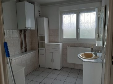 Bel appartement dans un petit immeuble très bien entretenu Il se compose d'un séjour cuisine équipée, une salle de douche, wc séparé, une chambre, une terrasse, une cave Loyer : 350,00 €  Charges : 30,00 € dont eau Caution : 350,00 € Frais d'agence : 175,00 €