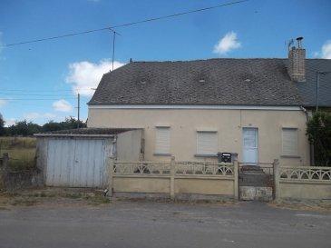 Maison à Harcigny