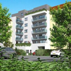 Vous découvrirez ce magnifique T2 de 43.80 m² situé au 2° étage, composé d'un séjour donnant sur une terrasse avec une grande baie vitrée qui apportera clarté et luminosité.  Cet appartement dispose d'une belle chambre avec un espace de rangement, une SDB et WC séparés.   Possibilité de garage ou parking. Pour plus de renseignements, merci d'appeler le 06.25.22.04.69  Nos autres appartements disponibles dans cette résidence sont à retrouver ici: http://www.immoregion.fr/lorraine/immobilier-neuf/programme-immobilier--metz-4496674