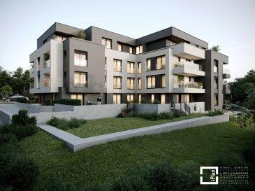 NEY-Immobilère vous propose en vente un appartement (1-13) au 1er étage de notre nouvelle résidence