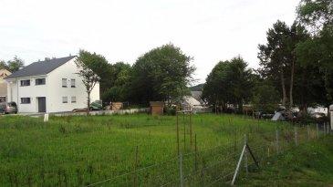 Terrain constructible à Liefrange