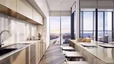 À VENDRE Au centre ville, appartement dans l'immeuble INFINITY: - 2 chambres à coucher, salle de bain, WC séparé, salon, salle à manger, balcon - Une cuisine de prix +/- 30 000€, un system de climatisation au prix de +/- 38 000€ sont compris dans le prix de vente. - Une cave, un parking souterrain Plus de renseignement: +352 621 261 285 ou sunny@immoluxchina.lu  FOR SALE City centre, in the building of INFINITY: - 2 bedrooms, bathroom, toilet, living, with open kitchen & balcony - A kitchen with the price of +/- 30 000€, an air-condition system with price of +/- 38 000€ are included in the selling price. - A cellar, a parking place underground For further information: + 352 621 261 285 or Sunny@immoluxchina.lu