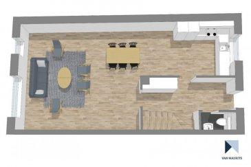 Cet appartement « triplex » neuf de ± 160m² - vente en futur état d'achèvement et livrable début 2020- est situé dans le village pittoresque de Syren sur la commune de Weiler la Tour au sud est de Luxembourg-ville. Il bénéficie d'une entrée et d'un accès au parking indépendants comme une maison.   Il se compose comme suit : (la redistribution des pièces est encore possible)   Au rez-de-chaussée : d'une entrée indépendante de ± 11m² avec vestiaire ; d'un séjour / cuisine de ± 52m² avec sa baie vitrée donnant sur la terrasse de ± 15m² ; d'un WC séparé   Au 1er étage : d'une chambre de ± 17m² avec son dressing de 13m² ; d'une salle de douche de ± 8m²   avec double vasque, douche et WC; d'une chambre de ± 13m² ; d'un débarras de ± 4m²   Au 2ème étage : d'une chambre de ± 16m² ; d'un dressing de ± 11m² ; d'une salle de bain de ± 8m² avec double vasque, baignoire, douche séparée et WC   Au sous-sol avec un accès privatif ; de 2 emplacements de parking ; d'une cave   Généralités :   • Immeuble neuf, passeport énergétique « A-A » • Proximité de Luxembourg-ville et de Gasperich (Cloche d'Or) • Triple vitrage • Frais d'enregistrement sur le prix du terrain et l'avancement des travaux  Prix avec TVA à 17% - € 949.000 Prix avec TVA à 3% -   € 899.000 (après acceptation de l'Administration de l'enregistrement)   Contact :       Jimmy de Brabant           +352 661 167 494