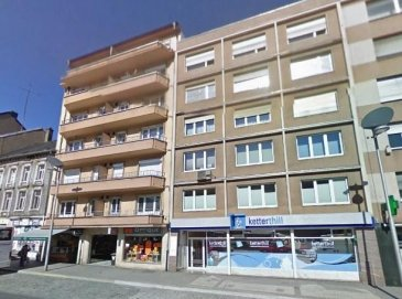 ****NEW****<br><br>Bel appartement à Esch-sur-Alzette au 4ème étage d\'une surface habitable de 62m2 avec ascenseur et balcon.<br><br>L\'appartement se compose comme suit :<br><br>Hall d\'entrée<br>Living<br>Cuisine équipée<br>1 Chambre à coucher<br>1 Salles de bain<br><br>Sous-sol<br>Cave<br>Buanderie commune<br><br>L\'appartement se situe auprès de toutes les commodités (transports en commun, supermarchés, école, boulangerieà)<br><br>Pour tout complément d'information, n\'hésitez pas à nous contactez par téléphone au 691 715 542.<br>Nous sommes également disponibles pour organiser les visites le samedi.<br>Nous sommes, en permanence, à la recherche de nouveaux biens à vendre (des appartements, des maisons et des terrains à bâtir) pour nos clients acquéreurs.<br>N'hésitez pas à nous contacter si vous souhaitez vendre ou échanger votre bien, nous vous ferons une estimation gratuitement.<br />Ref agence :18