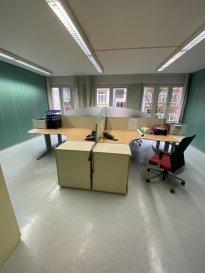 L'agence IMMO MAX vous propose un bureau avec casier fermé en coworking situé à deux pas de la Gare de Luxembourg, idéal pour travailleur indépendant (avocat, assureur, agent immobilier....)  En commun: Un coin cuisine, et une salle de réunion
