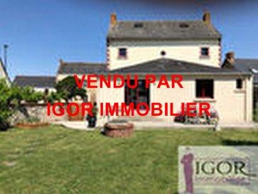 Maison de 125 m². trop tard vendu par Igor immobilier<br/><br/><br/><br/> dont 5.00 % honoraires TTC à la charge de l\'acquéreur.