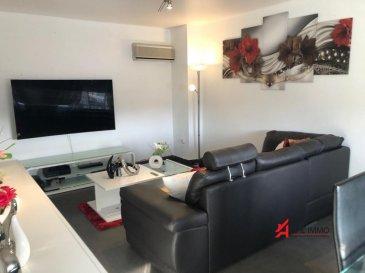 INFO COVID-19  Les visites sont possibles sous les conditions suivantes :  * 2 personnes max * port de masque et gants obligatoire  Afil Immo vous propose ce bel appartement 3 chambres à Bonnevoie d'une surface de  /- 102m², divisée en deux logements individuels.  Appartement au 4ième étage de  /- 63 m² et studio de  /- 39 m² situé au 5ème étage, avec ascenseur.  Appartement: 2 chambres à coucher, living, cuisine, s.d.b., cave et emplacement extérieur.  Studio: 1 pièce avec cuisine et salle de bain séparés.  Les deux logements forment 1 unité (1numéro cadastral) et ne peuvent être vendus séparément.  Actuellement loués au prix mensuel de: 1.500.- euros et  900.- euros   Proximité école, crèche, commerce, transports, étc.  AFIL IMMO s'engage dans toutes vos démarches immobilières (estimation, vente, location de biens, recherche de financements).  Vous satisfaire est notre priorité !  Les prix s'entendent frais d'agence de 3 % TVA 17 % inclus. Ref agence :2249402